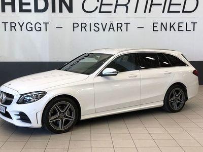 begagnad Mercedes C220 d 194Hk AMG Premium Command