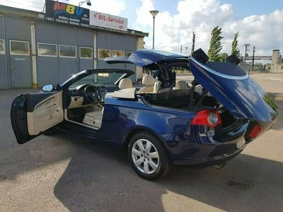begagnad VW Eos 2.0 turbo