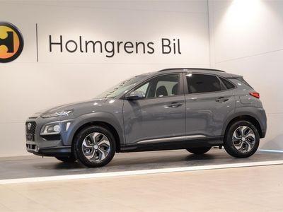 begagnad Hyundai Kona Hybrid Premium