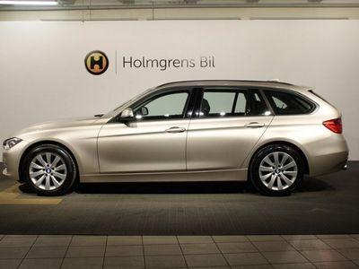 begagnad BMW 320 d Touring Advantage Edition -14