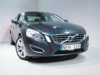 begagnad Volvo S60 D5 Geartronic Summum 2013, Sedan Pris 129 900 kr