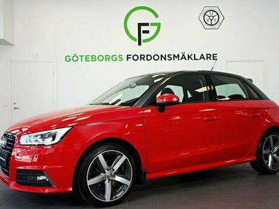begagnad Audi A1 Sportback 1.0 TFSI Sport Edition - 1161kr/månad