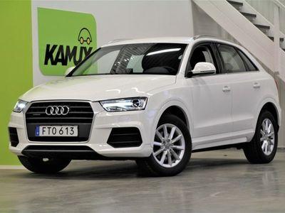 used Audi Q3 2.0 TDI 150 HK QUATTRO SPORT PROLINE -17
