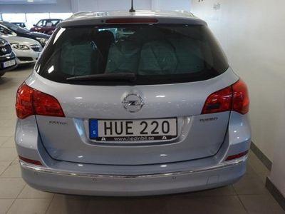 begagnad Opel Astra 1.4 Turbo ECOTEC Premium Pak. Spor -16
