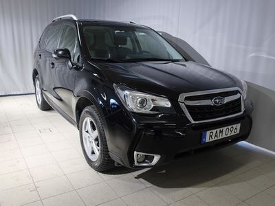 begagnad Subaru Forester 2.0 4WD Lineartronic Euro 6 2 -17