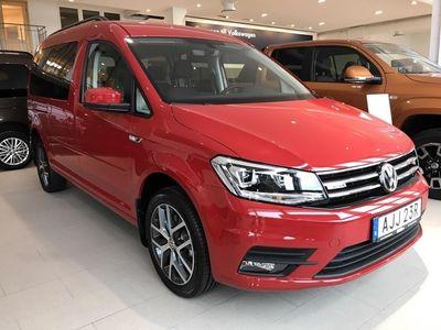 begagnad VW Caddy Maxi Life 2.0 TDI 4Motion