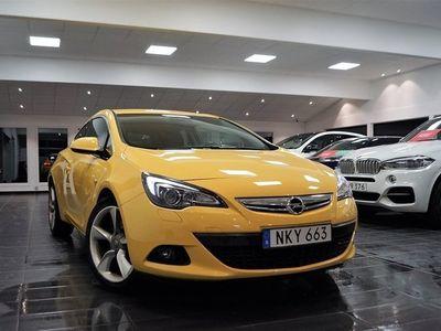 begagnad Opel Astra GTC 2.0 CDTI