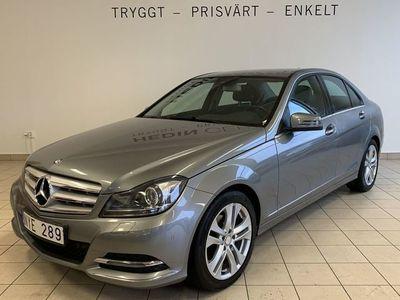 begagnad Mercedes 180 C-Klass Aut, Parktronic, ILS-Strålkastare
