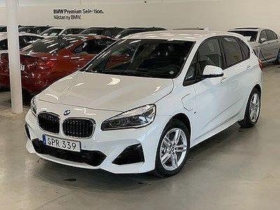 begagnad BMW 225 Active Tourer XE 57 gr CO2 V-Hjul M-sport Head up 2019, Personbil 379 900 kr