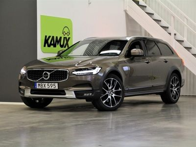 begagnad Volvo V90 CC D5 AWD PRO AUT Head-Up VOC