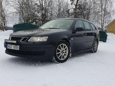 begagnad Saab 9-3 1.9 TiD 06