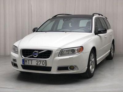 usado Volvo V70 II D2 (115hk)
