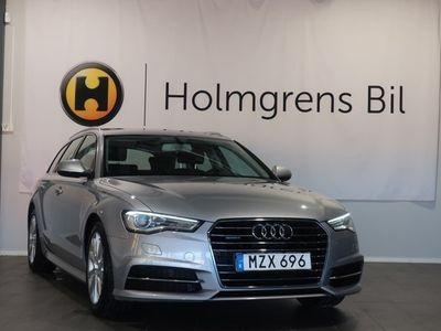 begagnad Audi A6 2.0 TDI Avant Q S-Line (190hk)