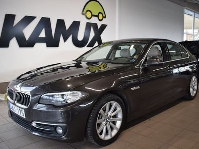 begagnad BMW 530 d xDrive Luxury line Navi SoV 258hk 2014