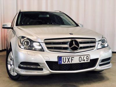 brugt Mercedes 220 C-KLASSCDI BlueEfficiency Avantgarde