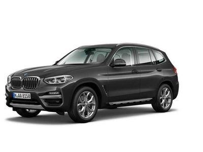 begagnad BMW X3 xDrive20d xLine Connected Winter HiFi Drag