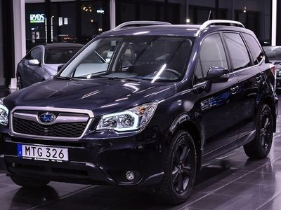 begagnad Subaru Forester 2.0 4WD Lineartronic ,Dragkro