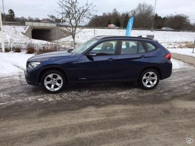 begagnad BMW X1 xDrive 20d, E84 Automat Navi GPS -13