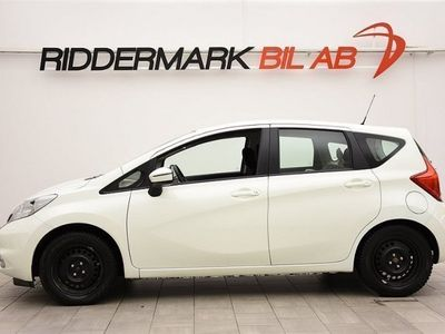 begagnad Nissan Note 1.5 dCi DPF 90hk DRAG / PDC