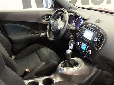 begagnad Nissan Juke 1,6 117HK GPS KAMERA BLUTOOTH