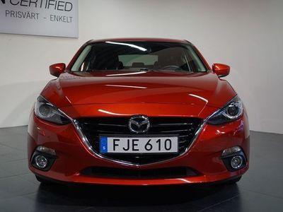 begagnad Mazda 3 Sport 2.0 SKYACTIV - G Optimum 165hk