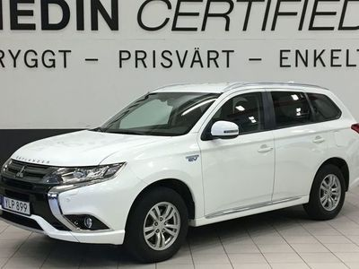 begagnad Mitsubishi Outlander P-HEV 2.0 (203hk) 4WD / BUSINESS