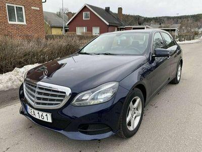 begagnad Mercedes E200 NGT 7G-Tronic Plus