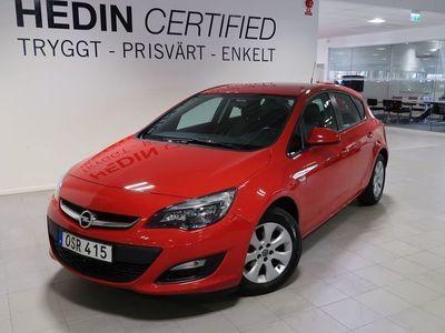 begagnad Opel Astra 1,4T 140HK Drive