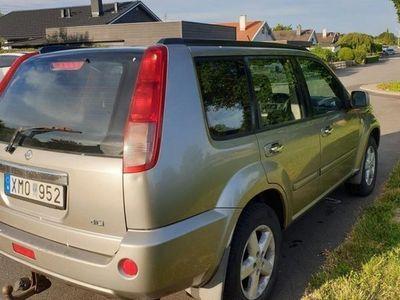 begagnad Nissan X-Trail 2.2 dCi 4×4