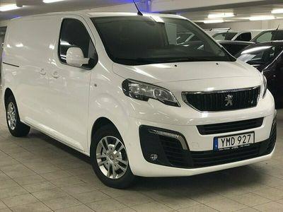 begagnad Peugeot Expert Skåpbil PRO+ 2,0 BlueHDi 120hk L2 - Webasto, Drag, Larm