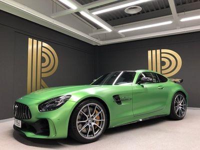 usata Mercedes AMG GT R (585hk) Sv-såld / Track Pack / Leasebar