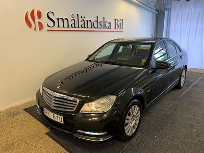 brugt Mercedes 250 C-KlassCDI BlueEFFICIENCY 7G-Tronic Plus 204hk