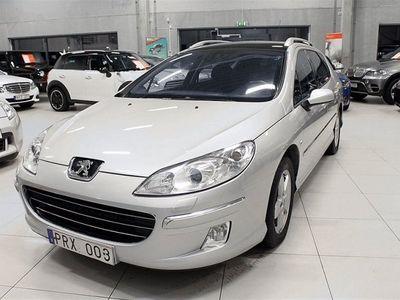 begagnad Peugeot 407 SW 1,6 HDI