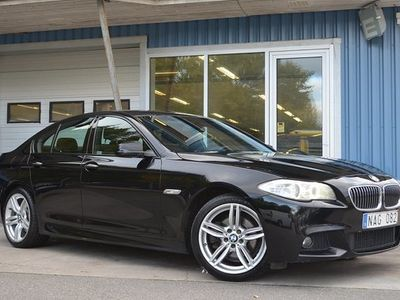 begagnad BMW 214 520 d Sedan M-Sport Drag Kamera Svensksåld 2013, Sedan900 kr