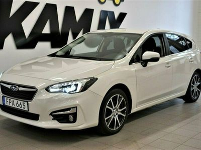 begagnad Subaru Impreza 2.0 4WD | SoV |156hk