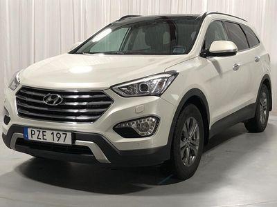 brugt Hyundai Grand Santa Fe Fé 2.2 D 4WD (197hk)
