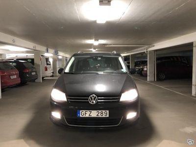 begagnad VW Sharan 2.0 TDI Bluemotion 140 Hk -12