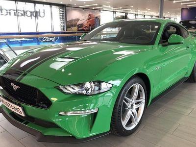 begagnad Ford Mustang GT 5.0 V8 A Fastback