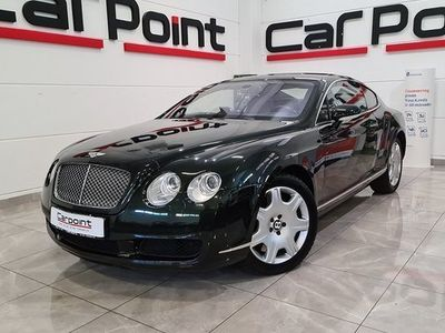 begagnad Bentley Continental GT 6.0 W12 2005, Sedan 369 900 kr
