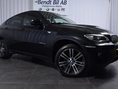 begagnad BMW X6 xDrive 40d 306hk M-Sport/ 5-pl