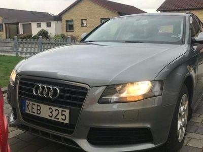 begagnad Audi A4 1,8 T Avant, 160 hk