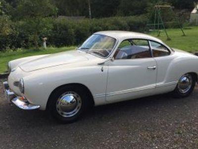 brugt VW Karmann Ghia 1964