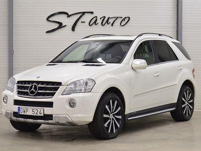 begagnad Mercedes 450 ML BenzCDI 4MATIC 7G-Tronic 2010, SUV 189 900 kr