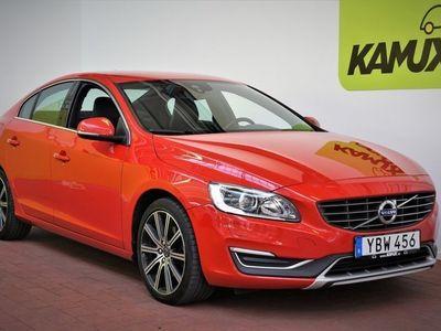 begagnad Volvo S60 summum business E