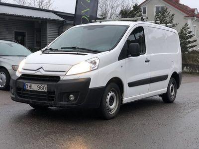 begagnad Citroën Jumpy Van 2.0 HDi 128hk, Dieselvärmar -12