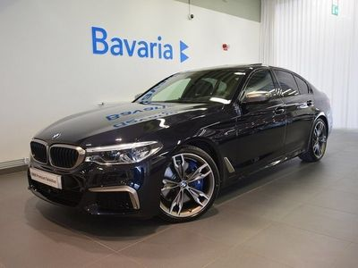 begagnad BMW M550 i xDrive Sedan Ultimate Edition Laserlight