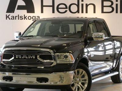 begagnad Dodge Ram 1500 LONGHORN LÅG SKATT Luftfjädrin