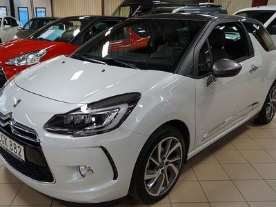 begagnad Citroën DS3 So Irresitible e-HDi 90 -14