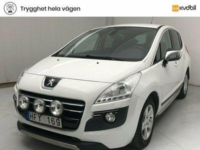 begagnad Peugeot 3008 HYbrid4 (163hk)