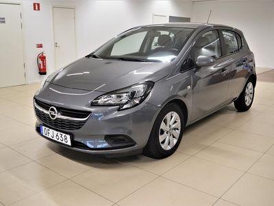 begagnad Opel Corsa 1.4 90hk 1Ägare Nyservad LEASEBAR SVsåld